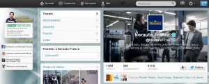 Twitter Norauto - Service Clients Omnicanal
