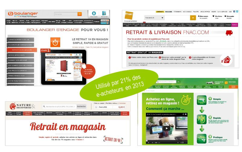 click and collect - magasin